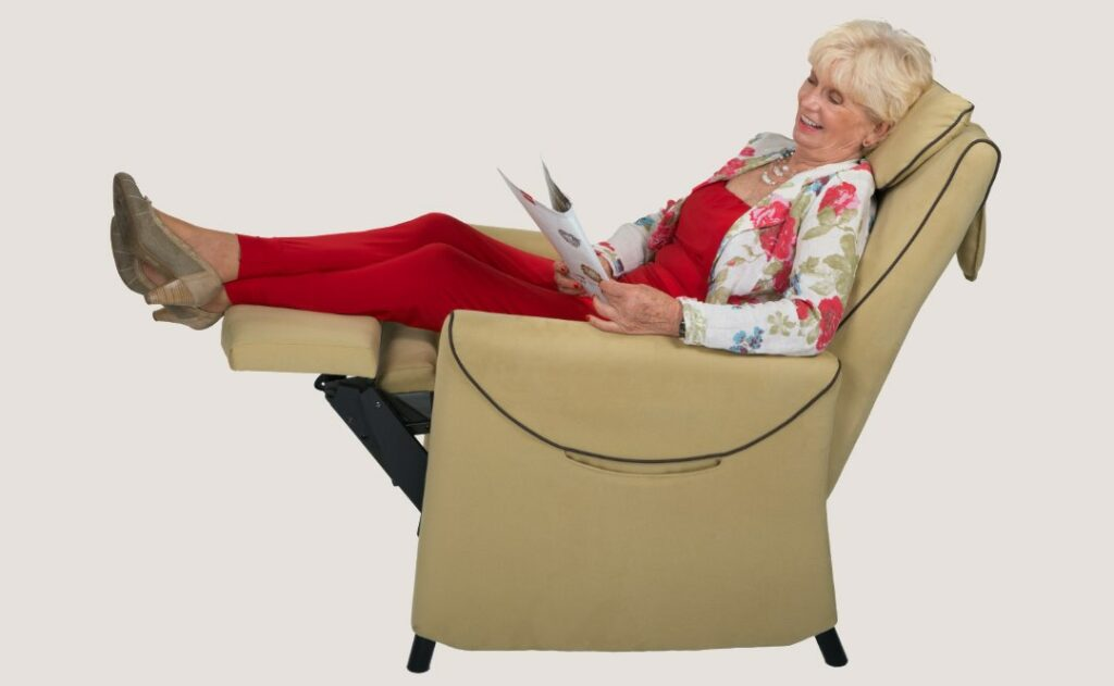 ergonomische Seniorensessel fitform