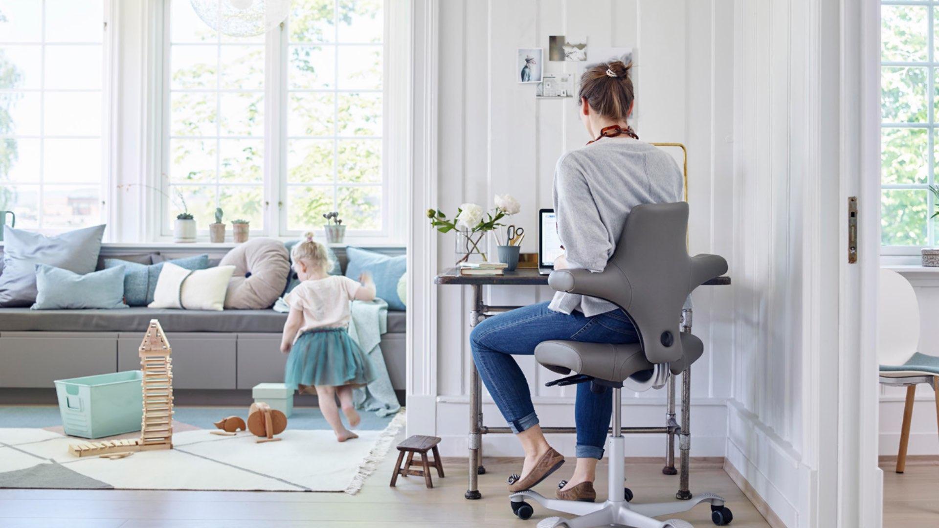 Ihr idealer Arbeitsplatz im Büro und Home-Office