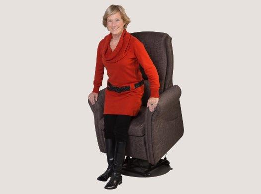 fitform Wellness Sessel leicht aufstehen
