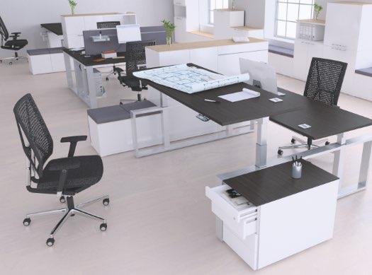 klain Schreibtisch quados Einrichtung