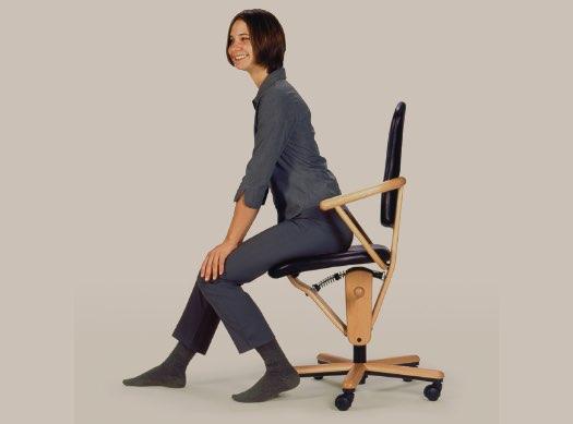 moizi m18 dynamischer Stuhl