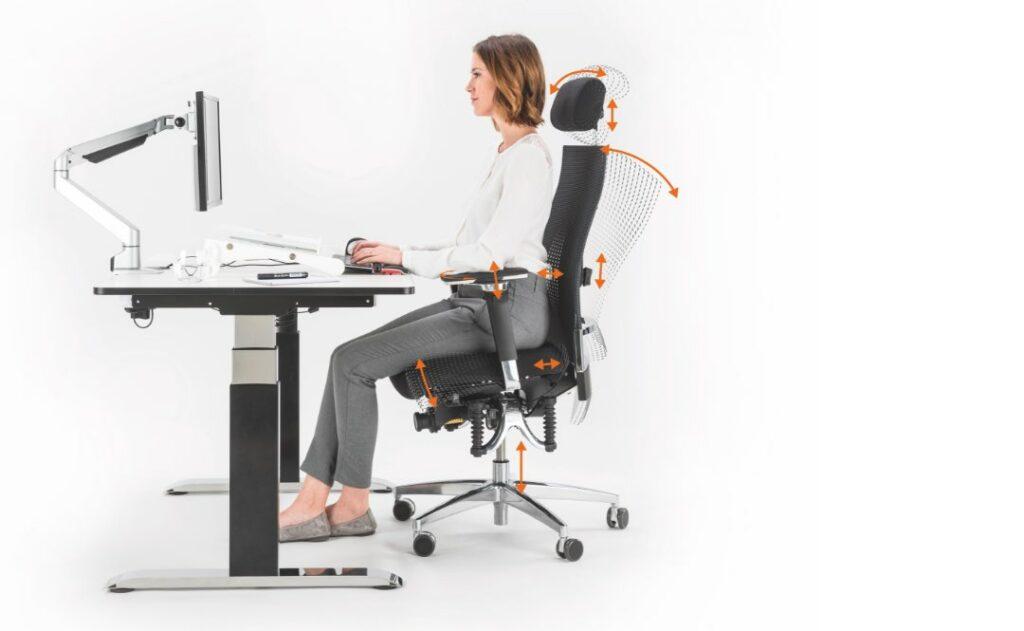 Nutzen Vorteile Bewegung Sitzkonzept