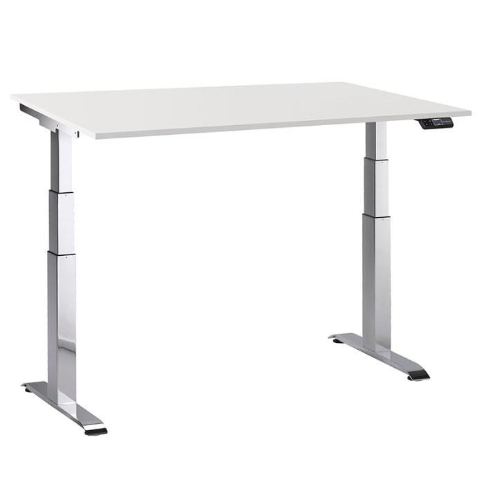 office plus ergon höhenverstellbarer Schreibtisch