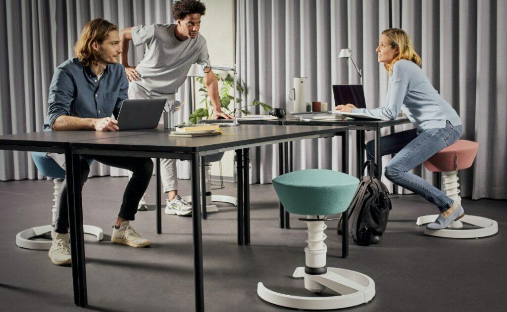 Sitzkonzept Dimension richtig sitzen Vorteile